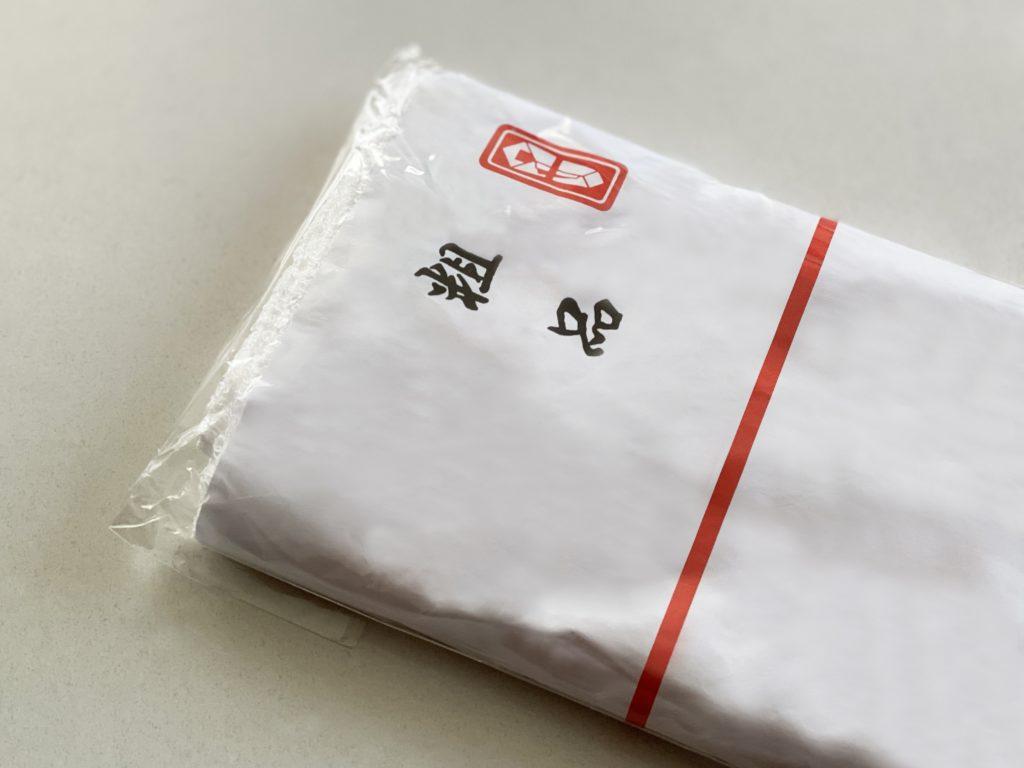 粗品タオルのご注文