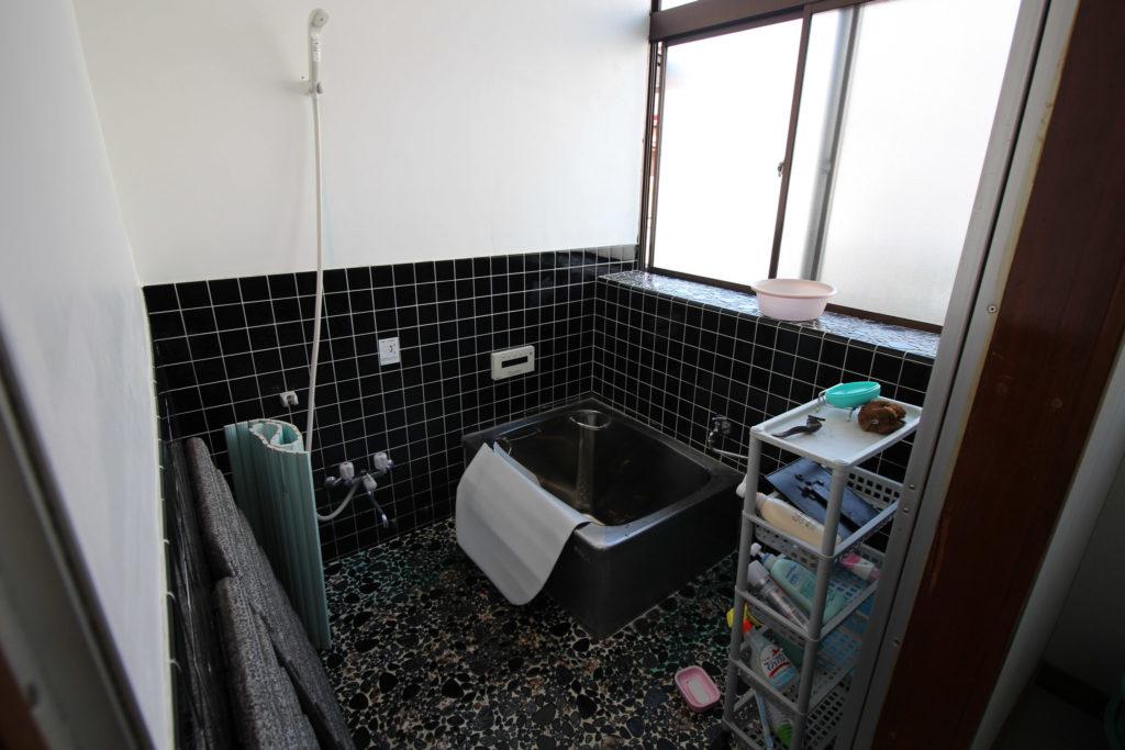 五泉市浴室リフォーム