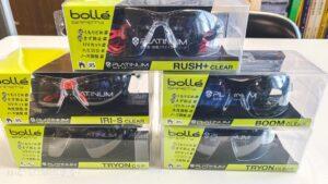 【新商品】ボレーからJIS規格対応の高性能防護メガネが登場